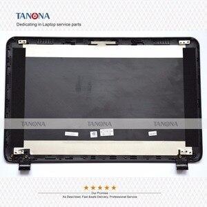 Image 2 - מקורי חדש עבור HP 250 255 G3 15 G 15 R 15 H 15Z G LCD כיסוי אחורי כיסוי למעלה מקרה + לוח קדמי + צירים 749641 001 AP14D000200