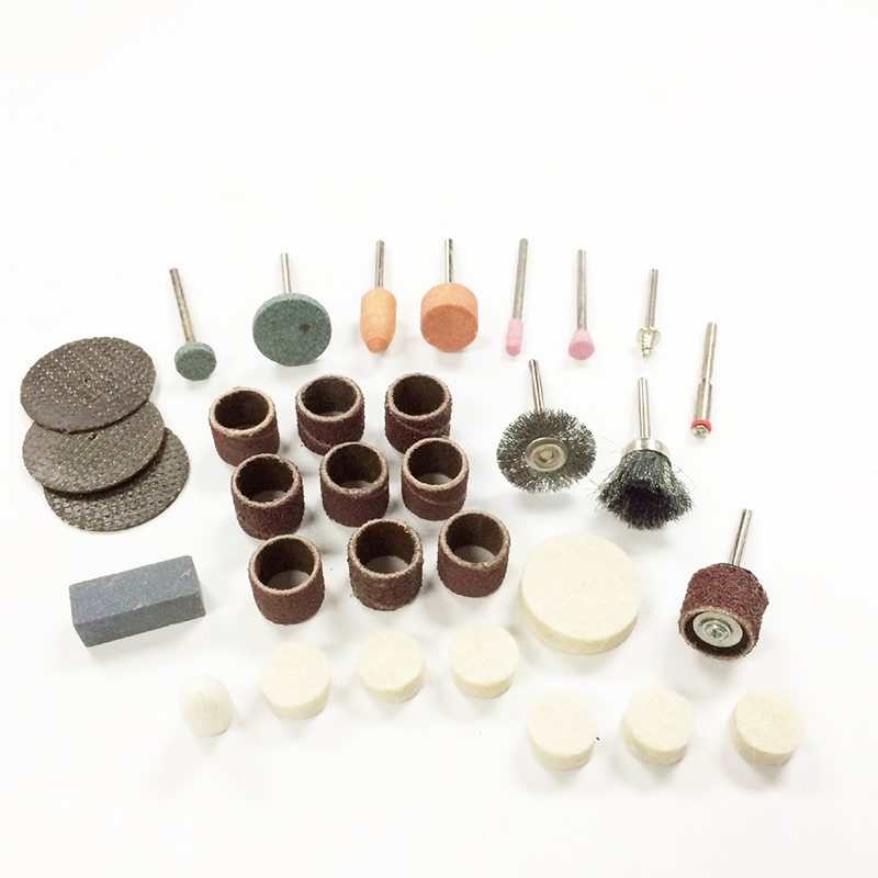 105pcs Drill Bit Rotary Tool Accessories Grinding Sanding Engraving Polishing Kit for Dremel Rotary Tools DIY Woodworking