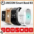 Jakcom b3 smart watch nuevo producto de pulseras como kits de automatización inteligente pulsera de fitness uhr smart ip67