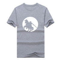 Legend Of Zelda Link Riding Epona T Shirt Nintendo Twilight Princess HD Ocarina Of Time Men