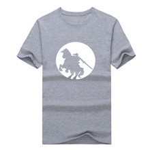 Legend of Zelda Link Riding Epona T Shirt Nintendo Twilight Princess HD Ocarina of Time men T-shirt 1204-4 ALL color