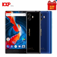 Ulefone Mix 4G Phablet Android 7 0 5 5 Inch MTK6750T Octa Core 1 5GHz 4GB