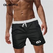 2019 Summer Swimsuit Swimwear Men Sexy swimming trunks sunga briefs mayo Surf Board Beach Shorts badpak Maillot De Bain Boxer