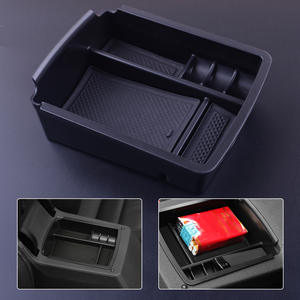 per Passat B8 2017 2018 ABS opaca interni auto regolazione sedile Button cover Trim 1SET