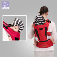 Baby Belt Multifunctional Baby Waist Stand Front Crosshold Bag Seasons Breathing Summer Back Baby Holding Artifact