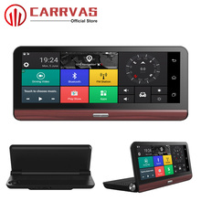 CARRVAS Android GPS Navigator 7.84 inch Car DVR Navigation 3G/4G 1080P HD Camera with WIFI Bluetooth Player For Toyota