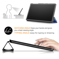 """galaxy tab Slim Case for Samsung Galaxy Tab S5E 10.5 SM-T720/T725 Tablet Folding Stand Cover for Samsung Galaxy Tab S5E 10.5"""" 2019 Released (5)"""
