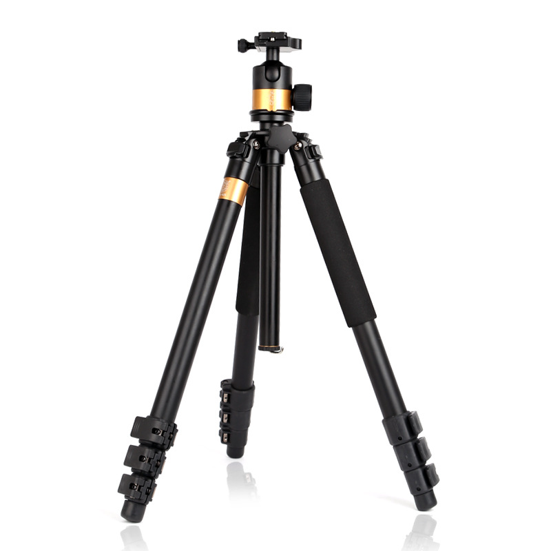 1830mm professional travel camera tripod with panoramic ball head  3.8kg heavy duty telescope tripod load capacity is 18kg ms 004h camera professional tripod ball