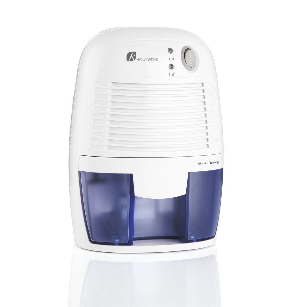 HOUZETEK Portable Dehumidifier with 500ml Water Tank стоимость
