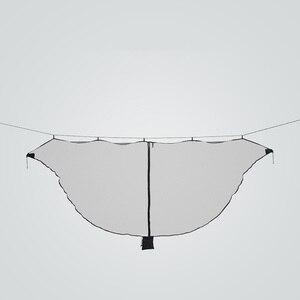 Image 3 - 해먹 버그 그물 초경량 모기장 야외 캠핑 생존 그물 그물 340*140CM 0.88 파운드 빠른 쉬운 설치