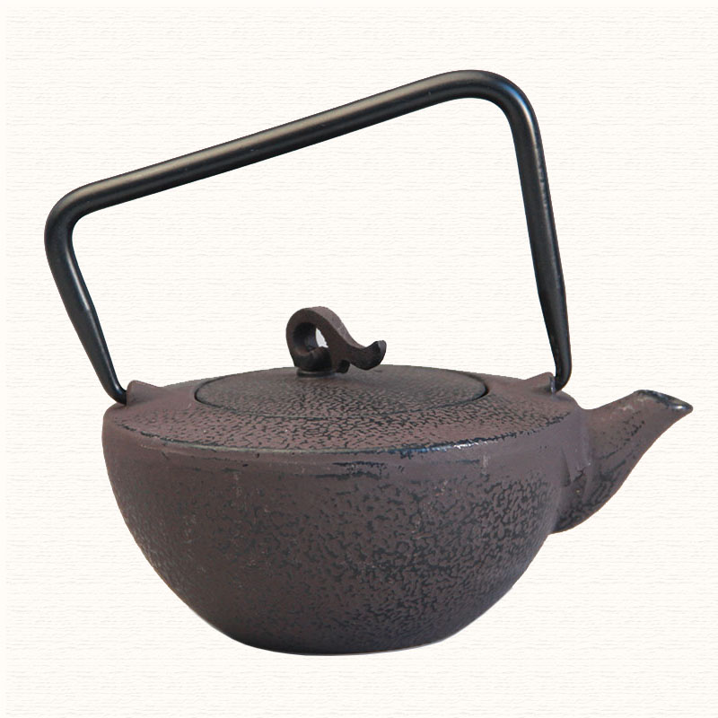 Classic Tetsubin Cast Iron Teakettle 450ml 4