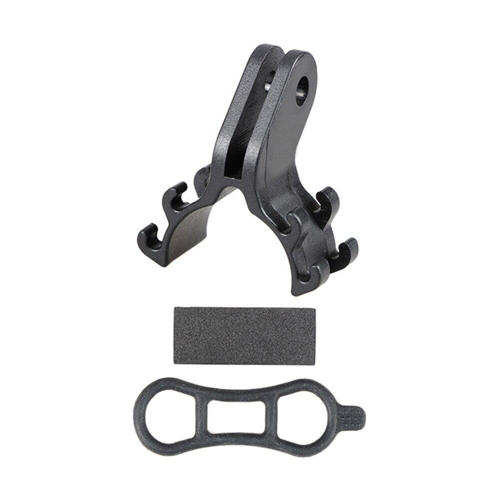 Bicycle Light Torch Holder Flashlight Bracket Bike Accessory For Go pro Mount VG