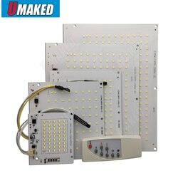 DC3/6V 30W 50W 100W 150W 200W LED pilot DIY białe źródło światła Chip dla światła kontrolowana lampa słoneczna