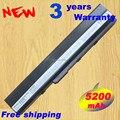 Аккумулятор для ноутбука Asus A32-K52 A41-K52 K52F A42-K52 K52JC 6 ячеек 5200mahs1