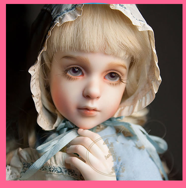 1/3 scale nude BJD girl SD Joint doll Resin model toy gift