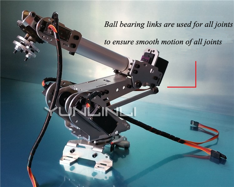 Freedom Manipulator Abb  Mechanical Arm 6 Industrial Rrobot Model Six Axis Robot 2 ABB1|Power Tool Accessories| |  - title=
