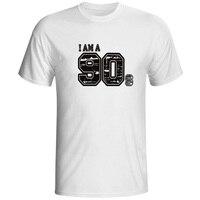 I Am A Post 90s T Shirt Skate Hip Hop Fashion T Shirt Cool Brand Novelty