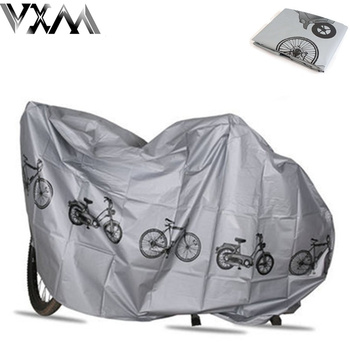 26 29 29er Bike MTB Waterproof Cover Protector Bicycle Cycling Rain Dust Protector Cover Waterproof Protection White image