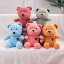 New Style Small Teddy Bear Plush Toys Stuffed Animal Bear Soft Plush Doll Toy Children Cloth Doll Toys Girls Gift 60cm new style lovely teddy bear plush toys stuffed plush doll toy teddy bear children toy girls birthday gift