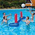 Новое Прибытие Аутентичные Bestway 52133 Бассейн Бассейн На Волейбол Чистая Надувной Бассейн Игрушки Надувные Игрушки
