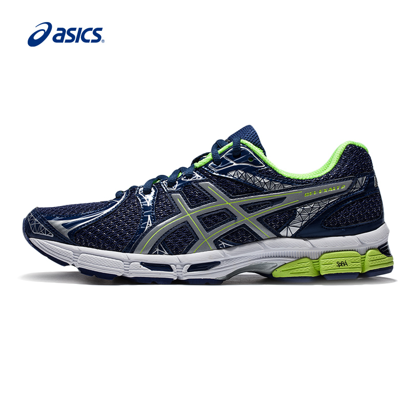 Original ASICS EXALT Men's Night Running Stability Running Shoes Breathable Sports Shoes Sneakers Comfortable Outdoor Athletic original asics men shoes cushioning breathable running shoe leisure retro sports shoes anti slippery sneakers
