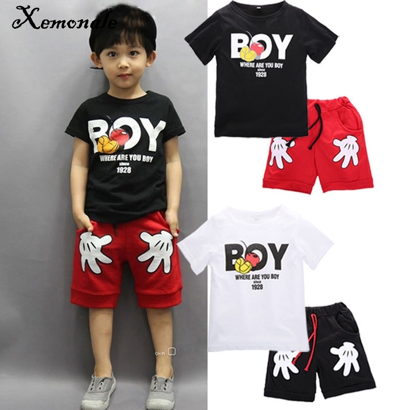 Xemonale-Toddler-Girls-Clothing-Sets-Kids-Baby-Outfit-Christmas-Costumes-For-Boy-Clothes-Sets-2017-summer-Children-Sport-Suits-2