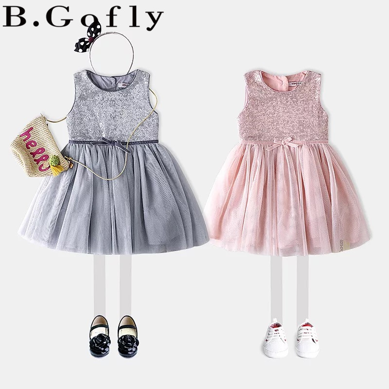 Age 0 10 year Children Girl Clothing Clothes Toddler Costume Kids Summer Pink Princess Tutu Sequin Girls Dresses