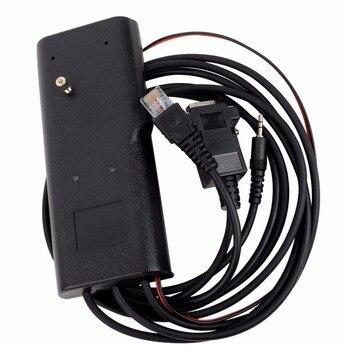 dvr gp300 3in1 RIB-Less Programming Cable For Motorola GP88 GP300 P110 GP2000 CP040 GM300 Two Way Radio