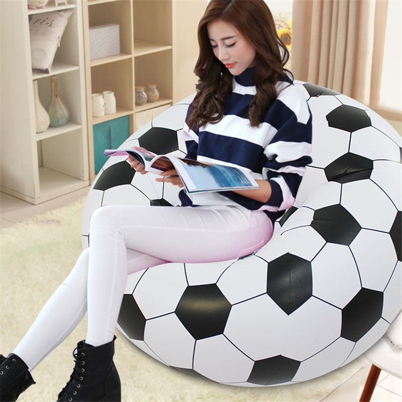 Inflatable Lazy Bag Sofa Chair Air Sleeping Bag Indoor&Outdoor Camping Waterproof Portable Air Beach Bed For Sale-in Bean Bag Sofas from Furniture on Aliexpress.com | Alibaba Group