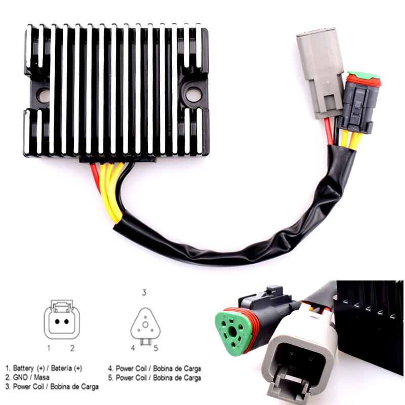 Motorcycle MOS Voltage Regulator Rectifier For SEA DOO PERSONAL WATERCRAFT PWC RXP 2004 2005 2006 2007