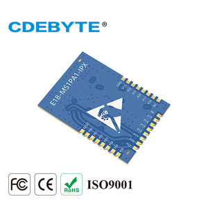 Image 5 - 10Pcs CC2530 Zigbee Module 100Mw 2.4Ghz Pa Soc Iot Radio Transceiver Ebyte E18 MS1PA1 IPX