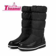 Пикантные женские мотоциклетные ботинки на платформе и высоком каблуке Модные женские зимние сапоги до колена; сезон осень-зима женские ботинки;# Y0774453F