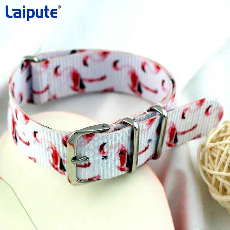 Watchband 1PC Nylon Nato Watch Strap 20mm Watch Band Waterproof Straps on for hours Multicolor Colors In Stock 2017 new brand watch strap watchband nato strap 22mm nylon watch band waterproof watch strap 18mm 20mm 22mm