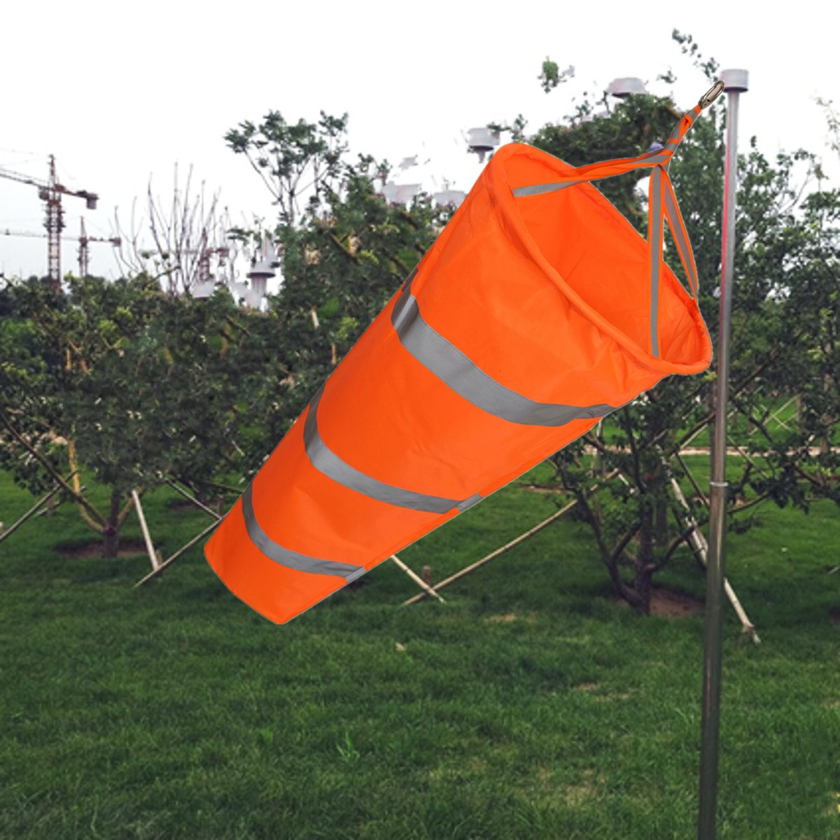 Outdoor Fun & Sports The Cheapest Price All Weather Nylon Wind Sock Weather Vane Windsock Outdoor Toy Kite,wind Monitoring Needs Wind Indicator Many Size For Choice