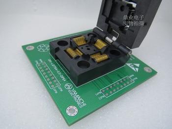 Original YAMAICHI IC Test Seat TQFP64 QFP64 LQFP64 Burning Programmer LQFP64/DIP64 Socket Adapter