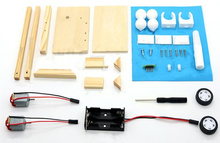 DIY Electric Emitter Construction Toy