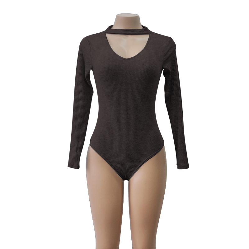 4ebe3854e Lower Price Black Long Stretch Tight Bodysuit Jumpsuit Leotard Full ...