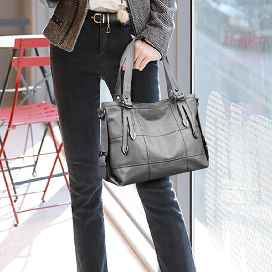 Molave Shoulder Bag new high quality Leather fashion Tote lady Casual Female Handbag Plaid shoulder bag women FEB26 high quality tote bag composite bag 2