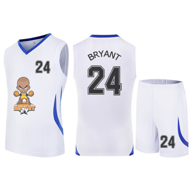 83d55efc46af Online Shop Men s Basketball Jerseys Uniforms Team Sport Tracksuits Suit  Shirt and Shorts Cartoon Star