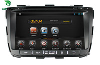 Quad Core HD Screen Android 5 1 Car DVD GPS Navigation Player Car Stereo For KIA