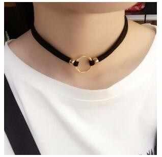 Multi Arten Wählen Gothic Choker Neckalce imitation Perle kette Spitze Colar Blätter Dreieck Wasser tröpfchen Halskette Schmuck