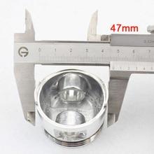 GOOFIT 47mm Piston Ring 13mm Pin Set Kit  Assy62