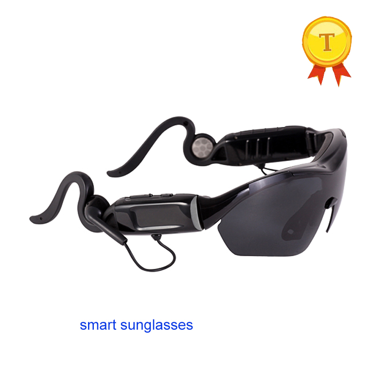 Hot Selling Wireless Driving Bluetooth Headset Sports Sunglasses earphone mp3 sunglasses headphone with UV400 polarized lens kallo 99151 outdoor sports grey lens uv400 polarized sunglasses black