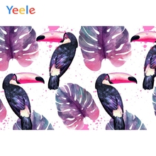 Yeele Wall Decoration Photocall Ostrich River Fish Photography Backdrops Personalized Photographic Backgrounds For Photo Studio