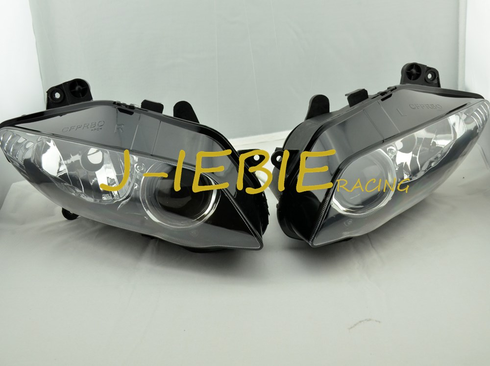 Front Headlight Head Light Lamp Assembly For Yamaha YZF R1 2004 2005 2006 right combination headlight assembly for lifan s4121200