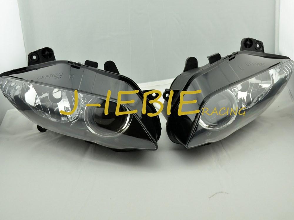 Front Headlight Head Light Lamp Assembly For Yamaha YZF R1 2004 2005 2006 цены