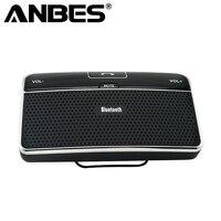 Universal Bluetooth 4 0 EDR In Car Speaker Phone Sun Visor Wireless Handsfree Car Kit Music