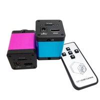 2.0MP 30FPS Industrial Microscope Video HDMI Camera Memory Card Recording Video Storage Photo Mobile Phone Repair