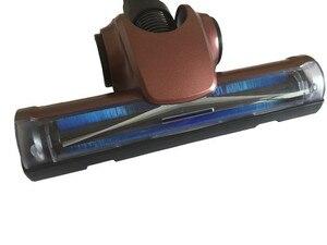 Image 4 - 32 Mm & 35 Mm Air Gedreven Turbo Borstelkop Vloer Borstel Tool Stofzuiger Hoofd Voor Philips Electrolux Vax miele Henry Cleaner
