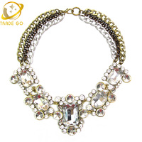 Woman Friendship Pretty Butterfly Pendants Necklace Rhinestone Fashion Statment Necklaces Designer Magnetic Necklaces Fashion